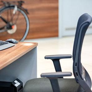 Tweedehands bureaustoelen