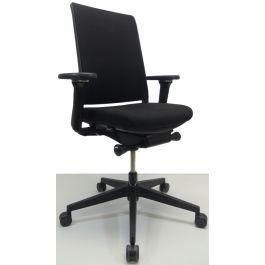 Gispen Zinn Bureaustoel.Bureaustoel Gispen Zinn Zwart