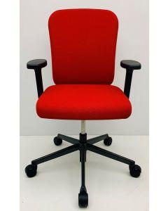 Bureaustoel Ahrend 160 rood