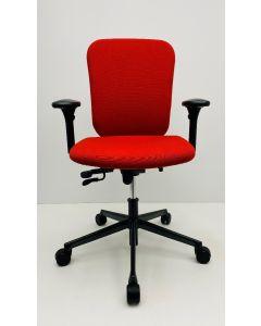 Bureaustoel Ahrend A160 rood