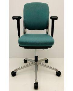 Bureaustoel Ahrend 230 middelhoog groen
