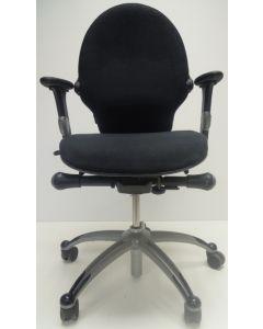 Bureaustoel RH Extend 200 medium zwart