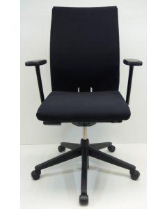 Bureaustoel Comforto 39 zwart nieuwe stof