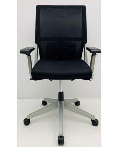 Bureaustoel Comforto 59 zwart
