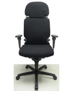 Bureaustoel Comforto 77 nieuwe stof hoofdsteun
