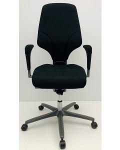 Bureaustoel Giroflex 64 zwart nieuwe stof