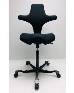 Bureaustoel HAG Capisco zwart