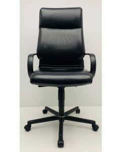 Bureaustoel Comforto Directiestoel zwart