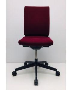 Bureaustoel Wilkhahn NEOS donker rood