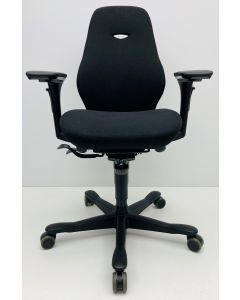 Bureaustoel Kinnarps 6000 zwart