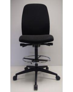 Loketstoel, kassastoel, bootstoel Interstuhl Geos