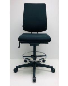 Kassastoel, loketstoel, bootstoel Sedus Black Dot 102