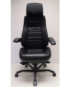 Nieuwe 24 uurs stoel KAB