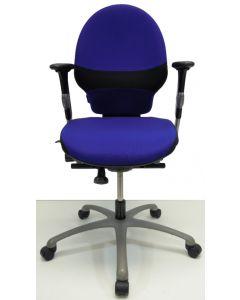 Bureaustoel RH Extend 100 medium donkerblauw