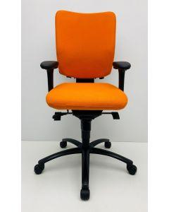 Bureaustoel Viasit Innova oranje